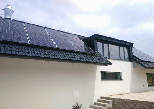 Fotovoltaický zdroj 16,2kWp DNV