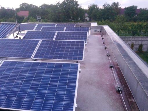 Fotovoltaická elektráreň 4,2 kWp Miloslavov