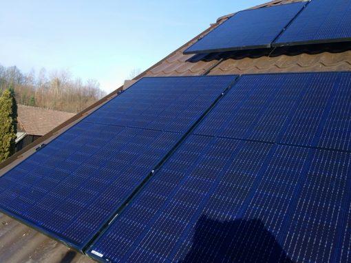 Fotovoltická elektráreň malý zdroj 10 kWp Kysuce