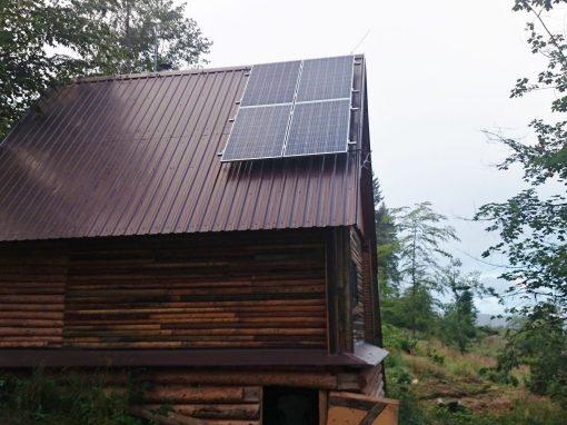 Fotovoltická elektráreň 1 kWp