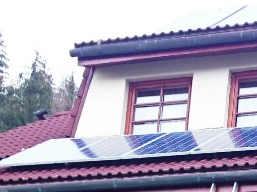 Fotovoltická elektráreň 2,08 kWp