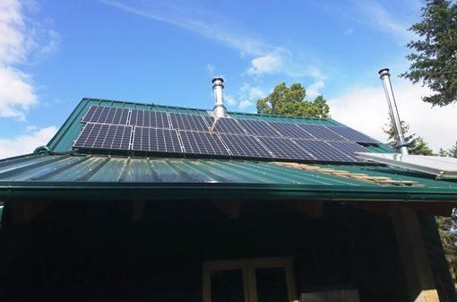 Fotovoltická elektráreň v AT – Ostrov 8,1 kWp