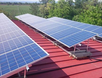 Fotovoltická elektráreň 10 kWp