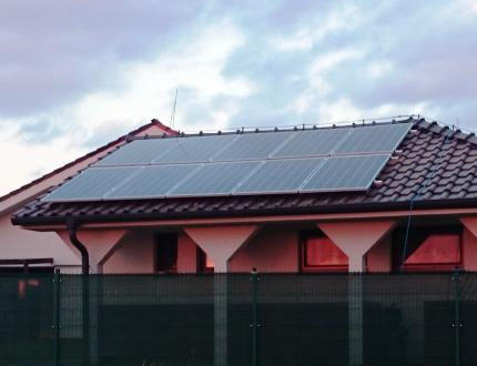 Fotovoltická elektráreň 2,6 kWp