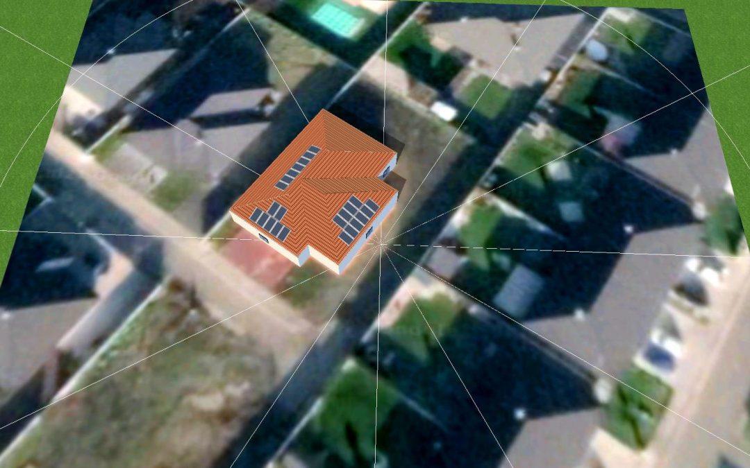 Fotovoltaický systém 9,2 kWp pre RD – malý zdroj